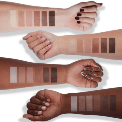 Milani Cosmetics Most Wanted Eyeshadow Palette Partner In Crime