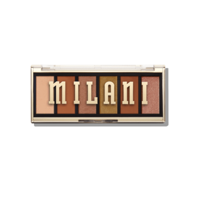 Milani Cosmetics Most Wanted Eyeshadow Palette Burning Desire