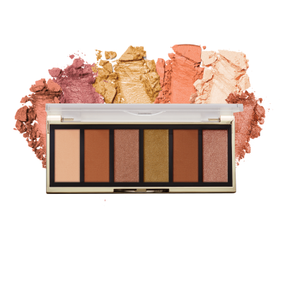 Milani Cosmetics Most Wanted Eyeshadow Palette Burning Desire