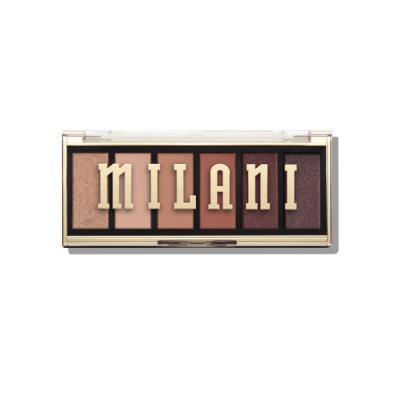 Milani Cosmetics Most Wanted Eyeshadow Palette Rosy Revenge