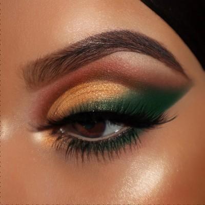 Milani Cosmetics Gilded Gold Eyeshadow Palette Paleta očních stínů