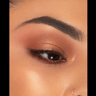 Milani Cosmetics Gilded Nude Eyeshadow Palette Paleta očných tieňov