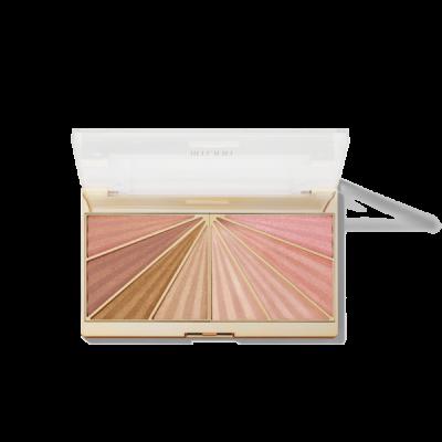 Milani Cosmetics Luminoso Glow Shimmering Face Palette Paleta rozjasňujúcich líceniek