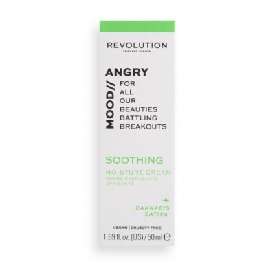Revolution Skincare Mood Soothing Moisture Cream Krém na tvár