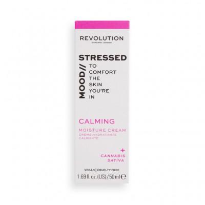 Revolution Skincare Mood Calming Moisture Cream Krém na tvár
