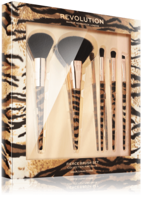 Makeup Revolution Wild Animal Fierce Sada štětců