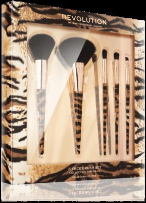 Makeup Revolution Wild Animal Fierce Sada štetcov