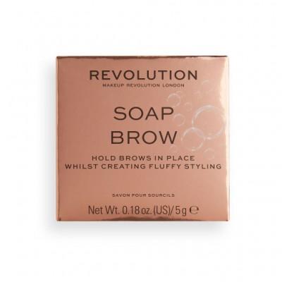 Makeup Revolution Soap Styler Fixačné mydlo na obočie