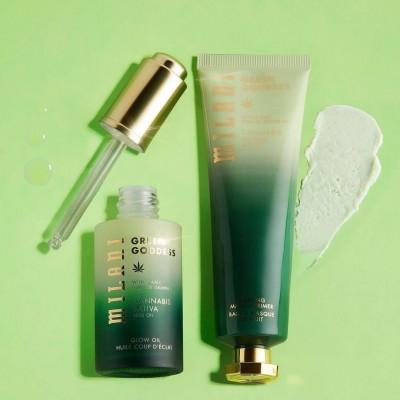 Milani Zklidňující Olej Green Goddess Glow Oil