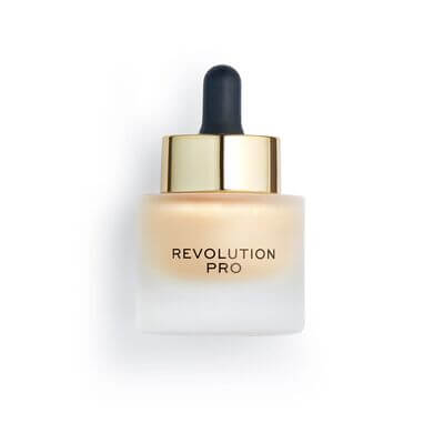 Makeup Revolution PRO Tekutý rozjasňovač highlighting Potion