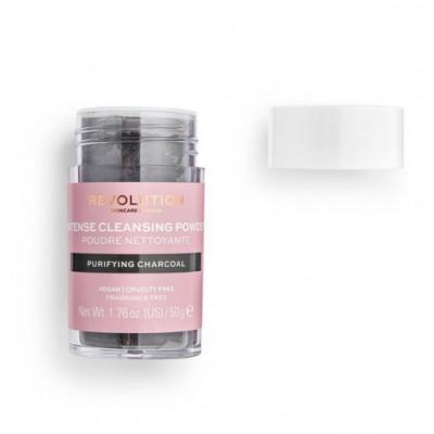 Makeup Revolution Skincare Čistiaci púder Purifying Charcoal Cleansing Powder