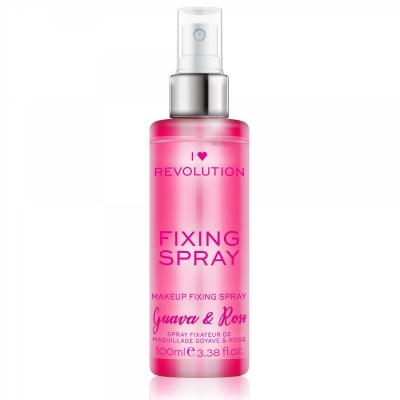 I♥Revolution  fixační sprej na makeup