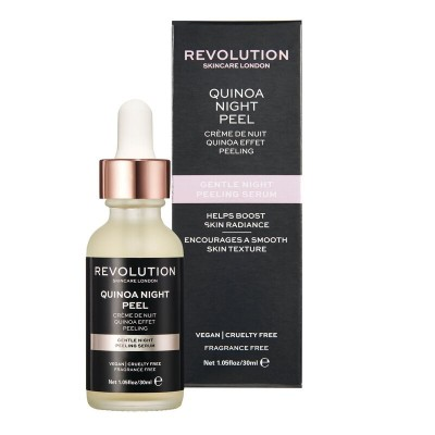 Revolution Skincare Jemný peeling Gentle Night Peeling Serum - Quinoa Night Peel
