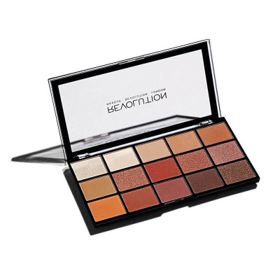 Makeup Revolution Paleta očných tieňov Re-Loaded Iconic Fever