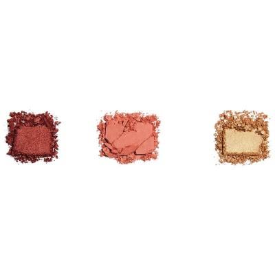 Makeup Revolution Paleta očných tieňov Re-Loaded Newtrals 3
