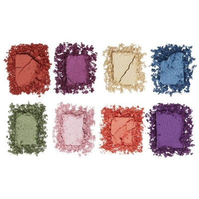 Makeup Revolution Paleta očných tieňov Re-Loaded Passion For Colour