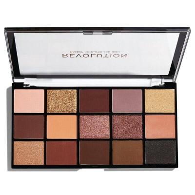 Makeup Revolution Paleta očných tieňov Re-Loaded Velvet Rose