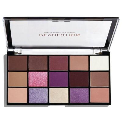 Makeup Revolution Paleta očných tieňov Re-Loaded Visionary