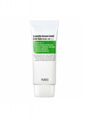 PURITO Centella Green Level Safe Sun Krém na tvár s SPF 50