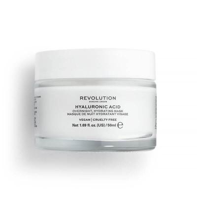 Revolution Skincare Hydratační maska na obličej Hyaluronic Acid Overnight Hydrating