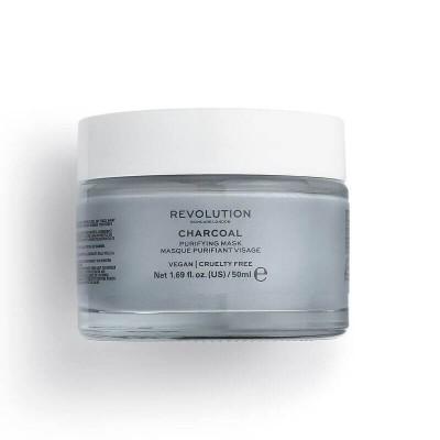 Revolution Skincare Zmatňujúca maska na tvár Charcoal Purifying