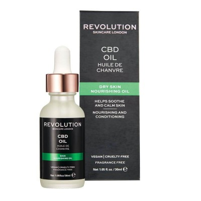 Revolution Skincare Nourishing Oil - CBD OIL Olej na pleť
