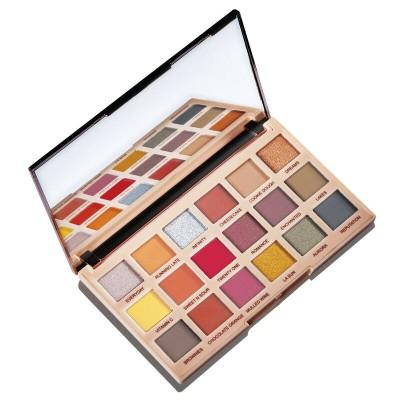 Makeup Revolution X Soph Extra Spice Paleta očních stínů