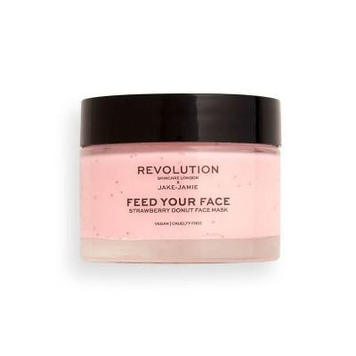 Makeup Revolution Skincare Maska na tvár X Jake-Jamie Strawberry Donut
