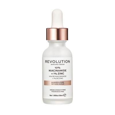 Revolution Skincare Sérum na póry Blemish and Pore Refining Serum - 10% Niacinamide + 1% Zinc