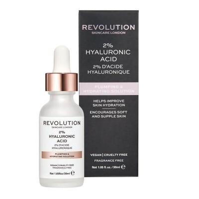 Revolution Skincare Sérum na pleť s kyselinou hyaluronovou 2% Hyaluronic Acid