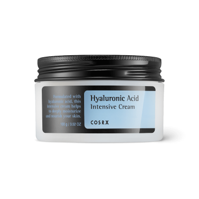 COSRX Krém na obličej Pleťový krém Hyaluronic Acid Intensive Cream