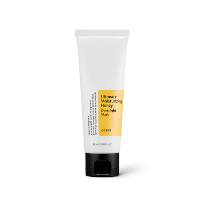 COSRX Noční medová maska Ultimate Moisturizing Honey Overnight Mask