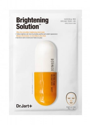 Dr. Jart + Zesvětlující maska Dermask Micro Jet Brightening Solution (5x)