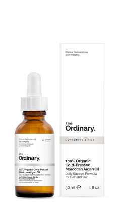 The Ordinary 100% Organic Cold-Pressed Moroccan Argan Oil 30 ml