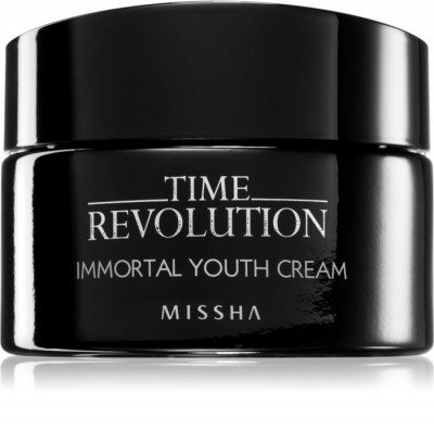 Missha TIME REVOLUTION Immortal Youth Cream - Exkluzívny krém proti vráskam