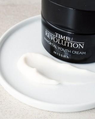 Missha TIME REVOLUTION Immortal Youth Cream - Exkluzivní krém proti vráskám