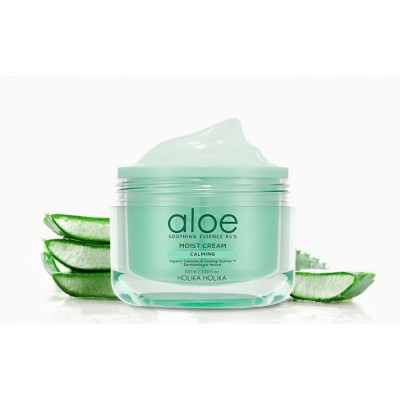 Holika Holika Aloe Soothing Essence 80% Moisturizing Cream