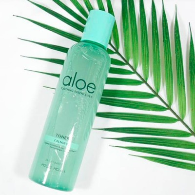 Holika Holika Hydratační toner Aloe Soothing Essence 98% Toner