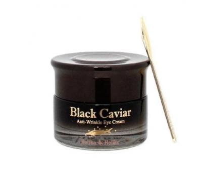 Holika Holika Krém proti vráskám Black Caviar Anti Wrinkle Cream