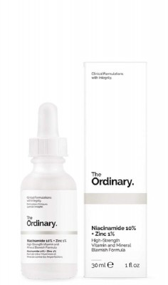 The Ordinary Niacinamide 10% + Zinc 1% 30m
