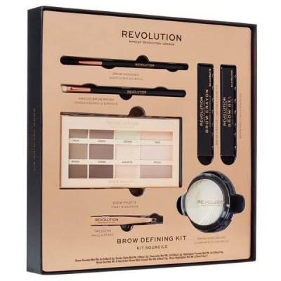 Makeup Revolution Dárková sada Brow Defining