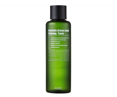 PURITO Centella Green Level Calming Toner Upokojujúci toner