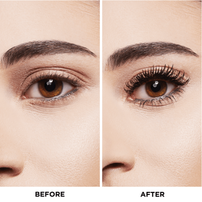 Milani Cosmetics  Zvýhodněný set paleta očních stínů Gilded Rouge Eyeshadow Palette +  řasenka Most Wanted Lashes LAVISH LIFT & CURL