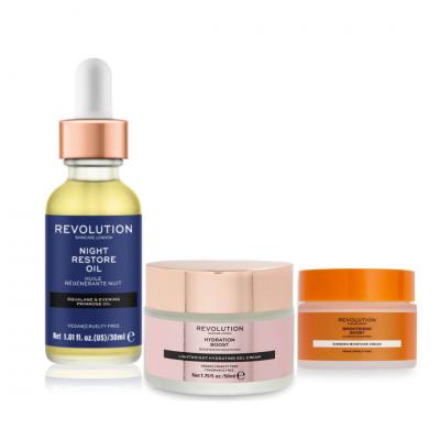 Revolution Skincare zvýhodněná sada proti vráskám na pleti