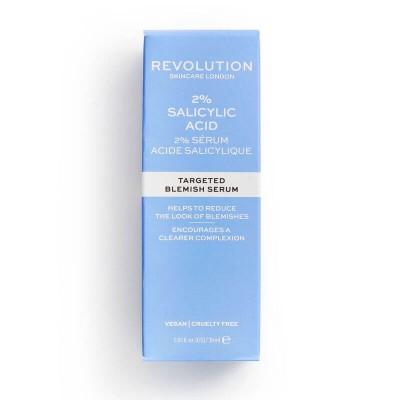 Revolution Skincare Sérum na problematickú pleť Targeted Blemish Serum 2% Salicylic Acid
