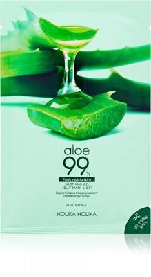 Holika Holika Pleťová maska Aloe 99% Soothing Gel Jelly