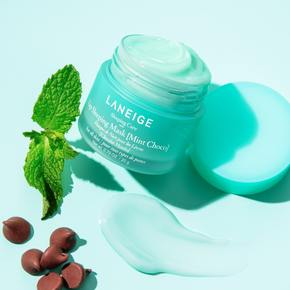 LANEIGE Sleeping Lip Mask Noční maska na rty- Mint Choco