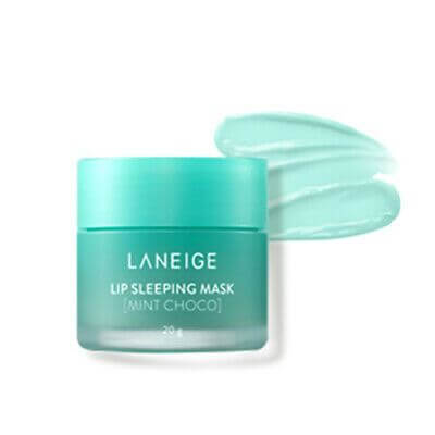 LANEIGE Sleeping Lip Mask Nočná maska na pery-Mint Choco