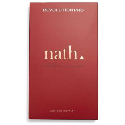 Revolution Pro Paletka očních stínů X Nath Eyeshadow Palette