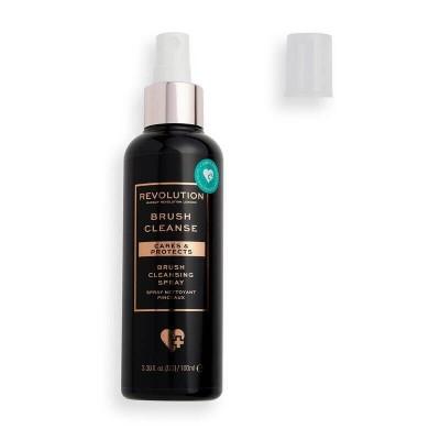 Makeup Revolution Čistič na štětce Anti-Bacterial Brush Cleansing Spray